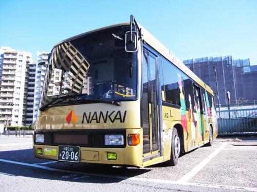 南海バス・堺シャトルバス