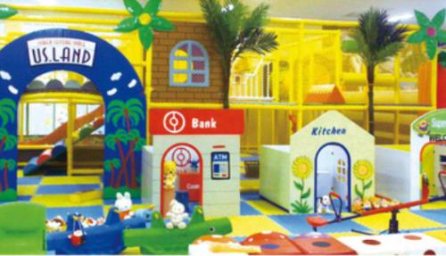 丸井柏店に室内遊園地Kid's US.LANDがオープン