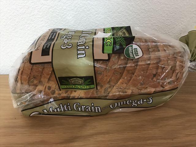 コストコの有機食パン