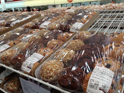 我が家がコストコで購入したオススメ食料品(コストコ・バラエティマフィン)