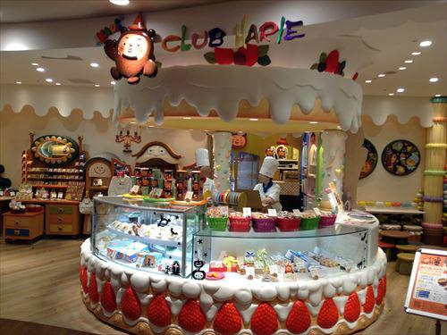 阪急百貨店・クラブハリエキッズ・レッスンスタジオ