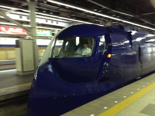 南海電車ラピート回送