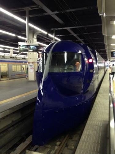 南海電車ラピート