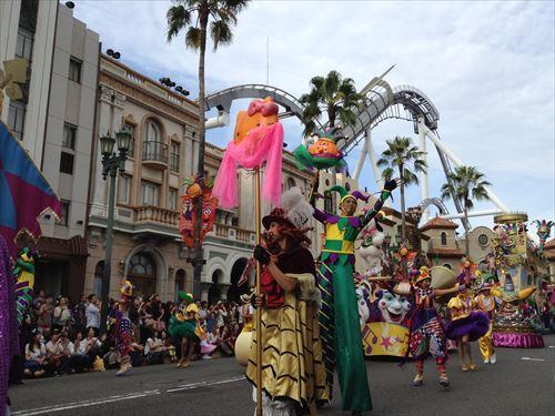 「パレード・デ・カーニバル」