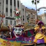 USJハロウィン・パレードデカーニバルで盛り上がってきました