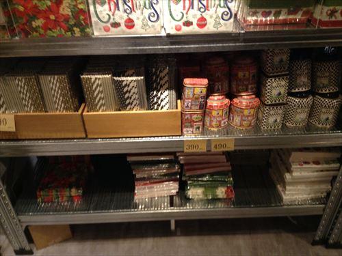 オーサムストアのクリスマスグッズ・クリスマス缶
