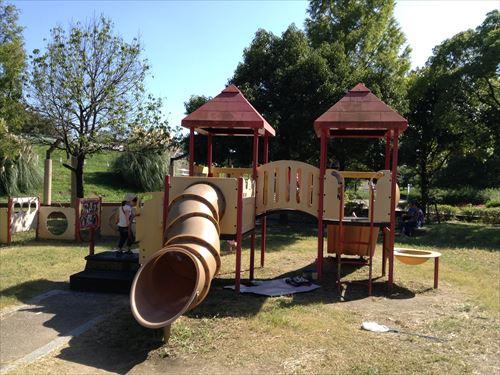 深北緑地・とりで広場・幼児向け公園