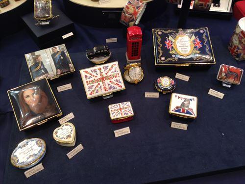 阪急百貨店・英国フェア2014・手鏡
