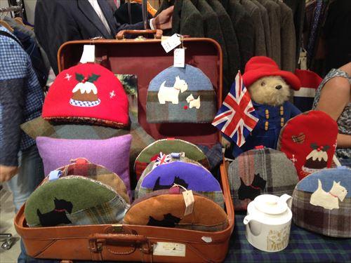 阪急百貨店・英国フェア2014・ティーコジー