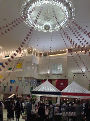 阪急百貨店・英国フェア2014