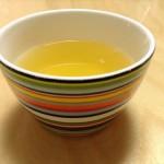 喉の痛みに濃厚蜂蜜レモン・完成