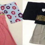 ベルメゾン「ベビー紋付袴オール」(男の子用と女の子用)