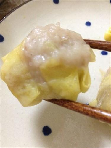 一芳亭のしゅうまいを食べてみました