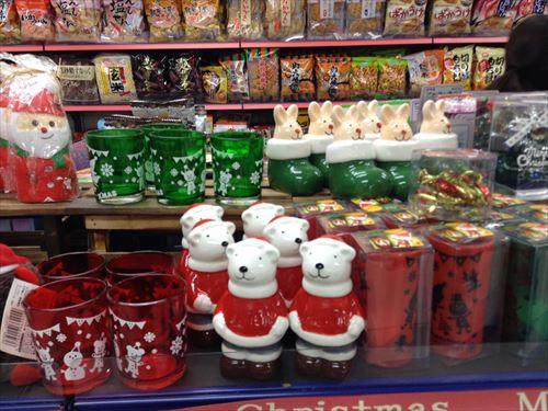 キャンドゥのクリスマスグッズ・クリスマスパーティ&プレゼント