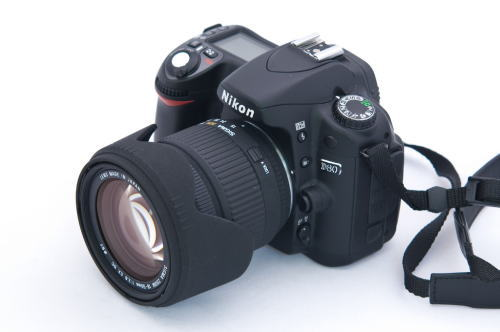 デジタル一眼れカメラ
