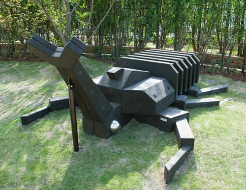 屋上庭園「ぐらんぐりんガーデン」・グランツリー武蔵小杉