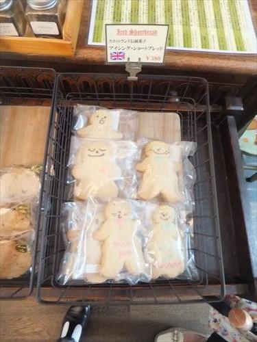 北浜レトロ1階のお菓子
