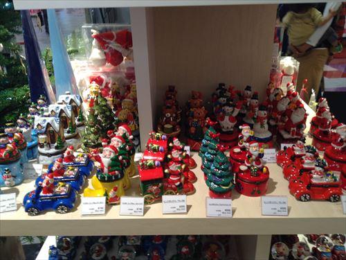 LOFTクリスマスグッズ・部屋の飾りつけ