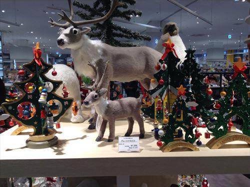 LOFTクリスマスグッズ・クリスマスツリー&オーナメント
