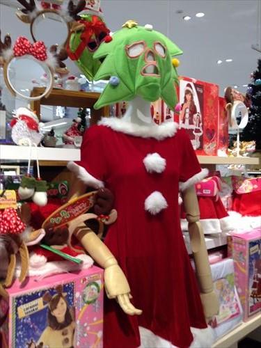 サンタクロースコスチューム&衣装