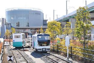 鉄道博物館・体験展示