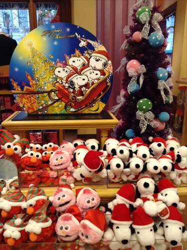 USJのクリスマスグッズ&お土産