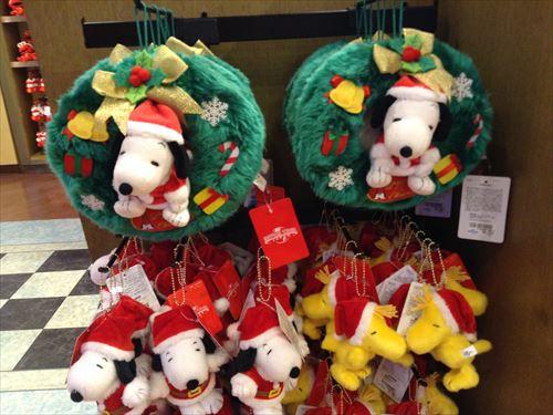USJのクリスマスグッズ&プレゼント