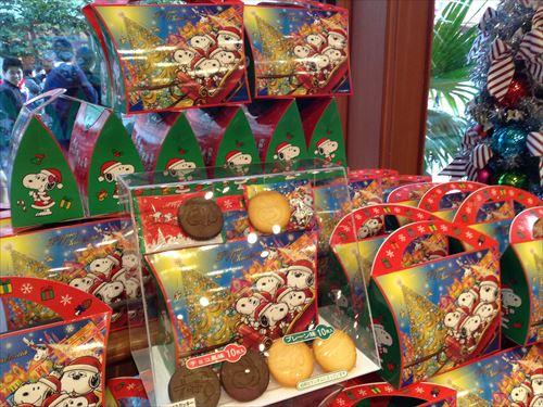 USJのクリスマスお菓子