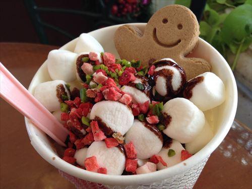 USJクリスマス限定ドリンク・デザート・ホットチョコレート