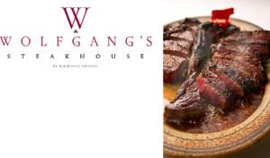 ウルフギャング・ステーキハウスbyウルフギャング・ズウィナー(Wolfgang's Steakhouse by Wolfgang Zwiener)