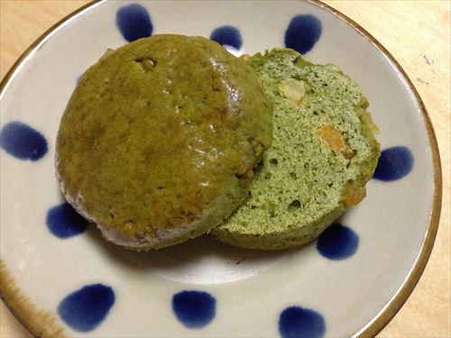 ルピシアのスコーン・柚子&抹茶