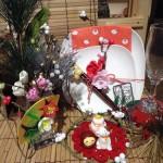 ナチュラルキッチンのお正月グッズ・飾り物