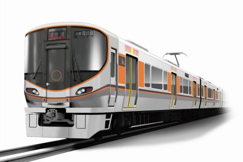 JR西日本・大阪環状線新型車両323系
