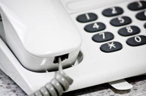 電話(固定電話)