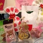 3COINSバレンタイン関連グッズ