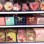 キャンドゥの手作りチョコレート関連グッズ・バレンタインチョコ用ボックス