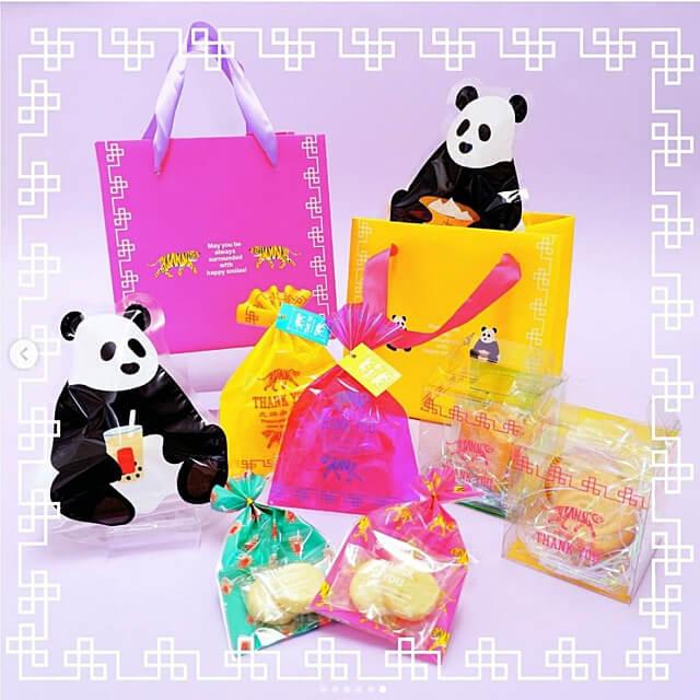 ダイソー「バレンタインチョコレートグッズ・2021年新作」中国風ラッピングやバッグ
