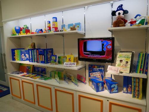 DWEの子供英会話「CFK(Classess for kids)」