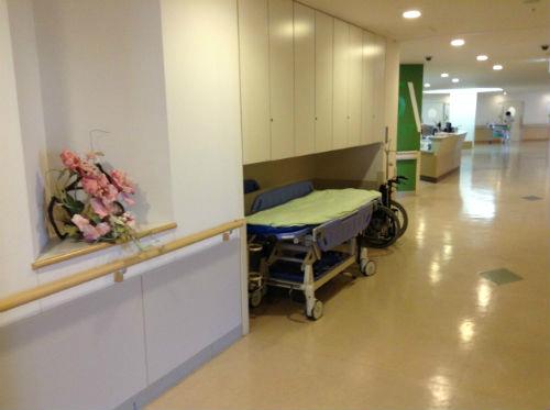 病院の様子(入院)