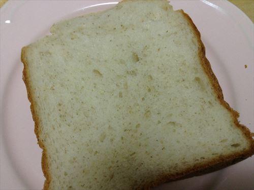 ライ麦パン作りに成功