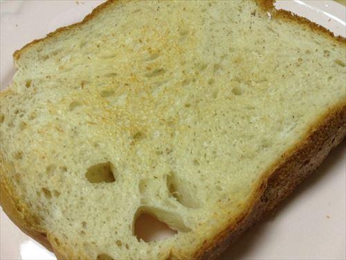ライ麦パン作りに成功・ホームベーカリー