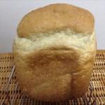 ホームベーカリーでライ麦パン作りに成功