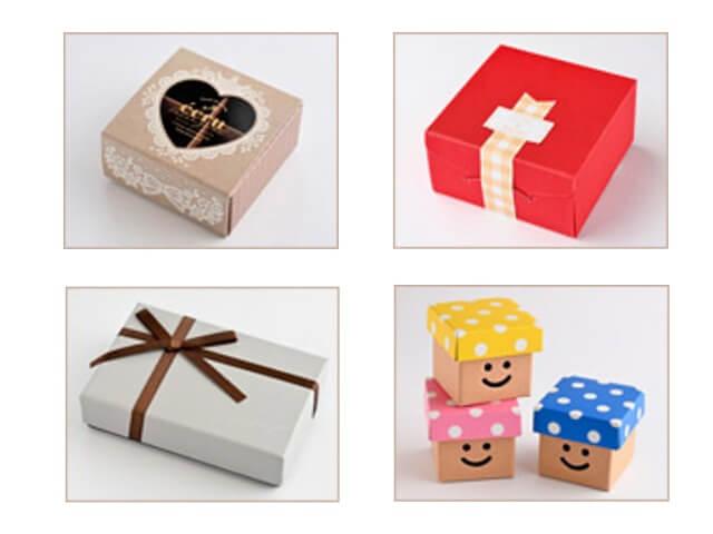 セリア「バレンタインチョコレートグッズ2021」チョコボックス