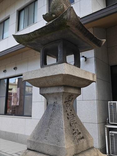 玉造稲荷神社・豊津社