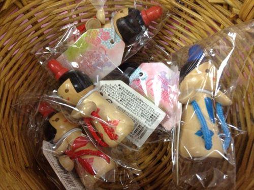 キャンドゥのひな祭り・ひな人形関連グッズ・ミニ人形(お内裏様とお雛様)