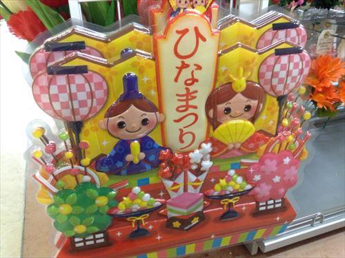 ダイソーのひな祭り関連グッズ