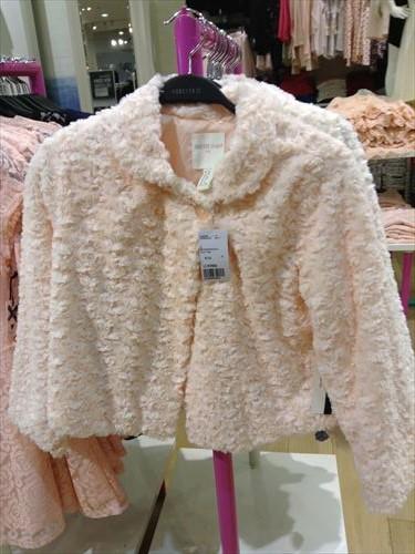 フォーエバー21・ガールズの子供服・コート
