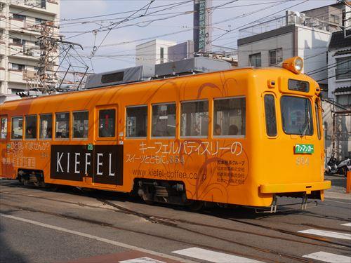 阪堺電車(チン電)