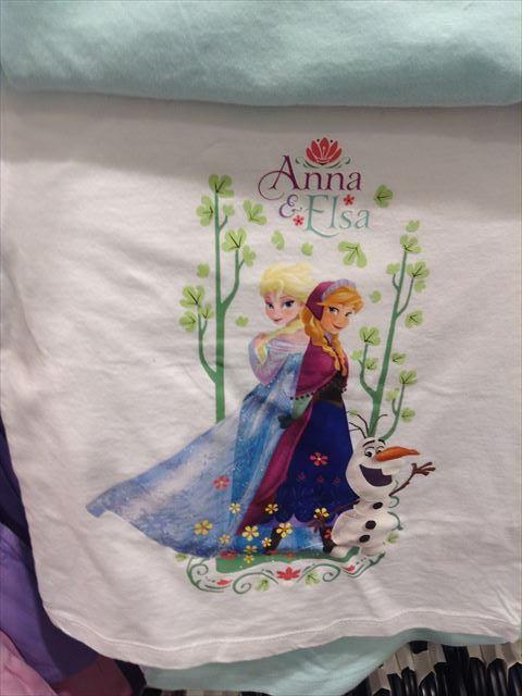 「H&M×アナと雪の女王(アナ雪)コラボ、子供服&グッズ