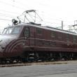 機関車ムーミン「EF55」
